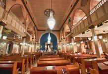 a petach-tikvai nagy zsinagoga