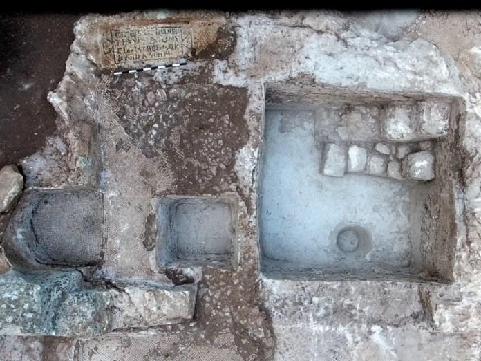 mozaik gorog samaritanusok szamaritanus padlo_1