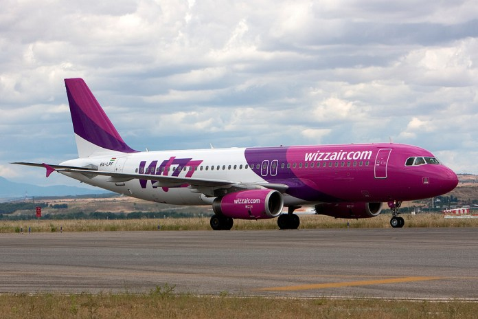 wizzair repulogep