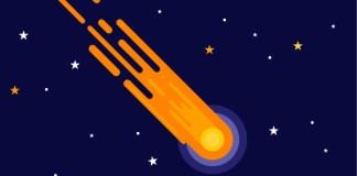 ejszakai csillaghullas raketa bomba