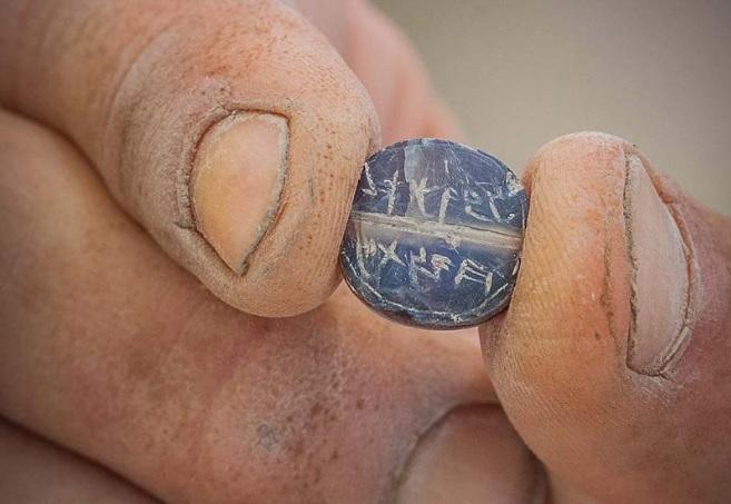 pecsetnyomo izrael jeruzsalem david varosa kez ujjak