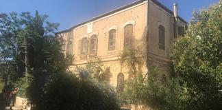 San Simon egyik kolostorépülete - fotó: szerző