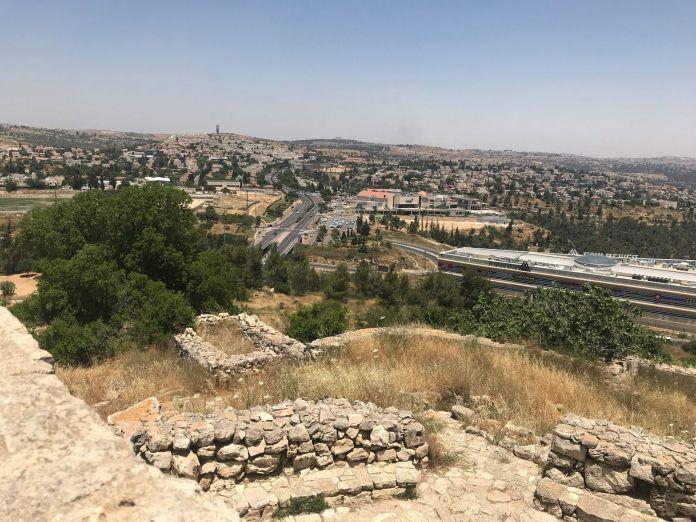 Útra nézés Castelből - fotó: a szerző