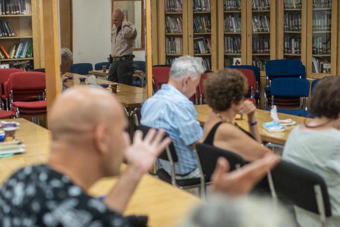 Aktív vitapartnerként többen kifejtettük véleményünket - fotó: Bea Bar Kallos