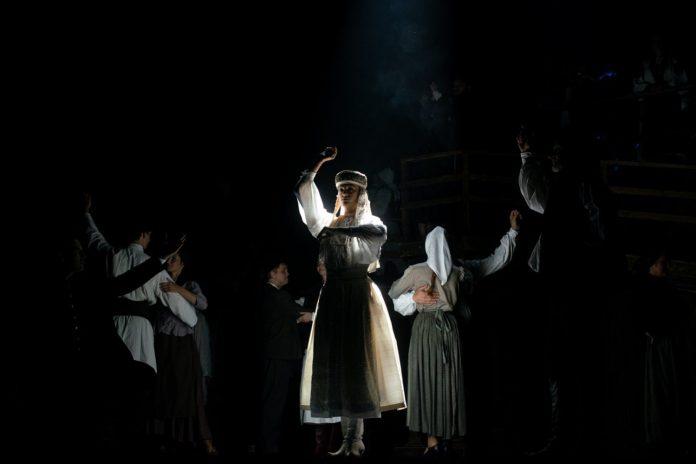 Izraelben a Budapesti Operettszínház