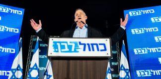 Beni Ganz - fotó: Bea Bar Kallos / Izraelinfo