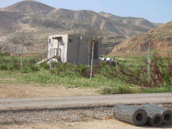 A Mikve a településen - fotó: wikipedia