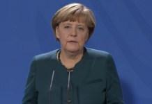 Angela Merkel német kancellár - fotó: képenyőkép / BBC