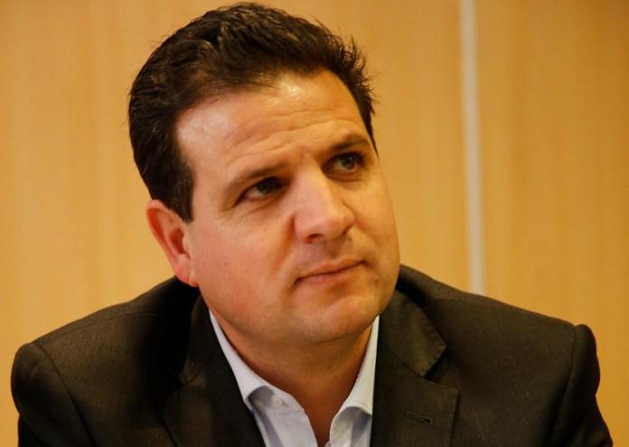Ayman Odeh - fotó: Anan Maalouf / Wikipedia