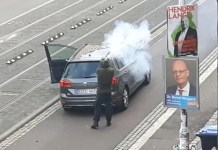 Merénylet Németországban