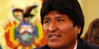Evo Morales, Bolívia lemondatott elnöke - fotó: Juanky Pamies Alcubilla / Flickr