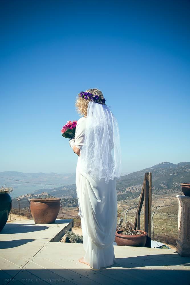 Baldachin előtti merengés - fotó: frankpeti / Izraelinfo