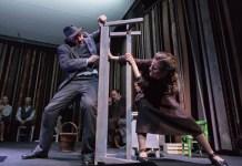 Pál András és Radnay Csilla – jelenet az előadásból - fotó: Radnóti Színház