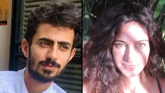 A két halálos áldozat: Dean Shoshani és Stav Harari - fotók: családi képek