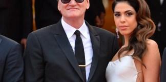 Quentin Tarantino és Daniella Pick