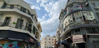 A korona-sújtotta Tel-Aviv - fotó: Bea Bar Kallos