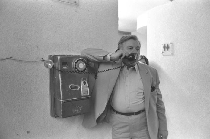 1985 - fotó: Harnik Nati / GPO