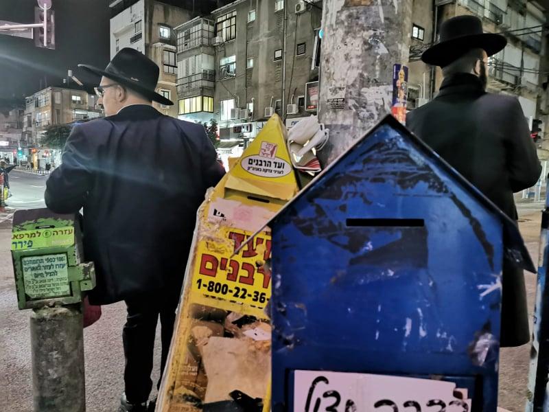 Bnei Brak - fotó: Berger Gabi