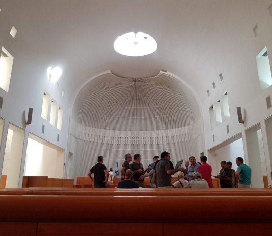 A Bagac ülésterme - fotó: a szerző
