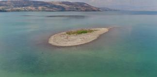 kineret genezaret galileai tenger tó víz 1