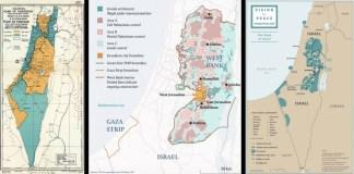 1947-es ENSZ egyezmény – Telepek terjeszkedése Ciszjordániában – Trump béketerv térképes vázlata