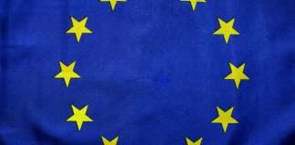 európai unió eu zászló