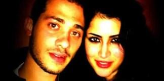 Hamud és libanoni férje - fotó: Sabak