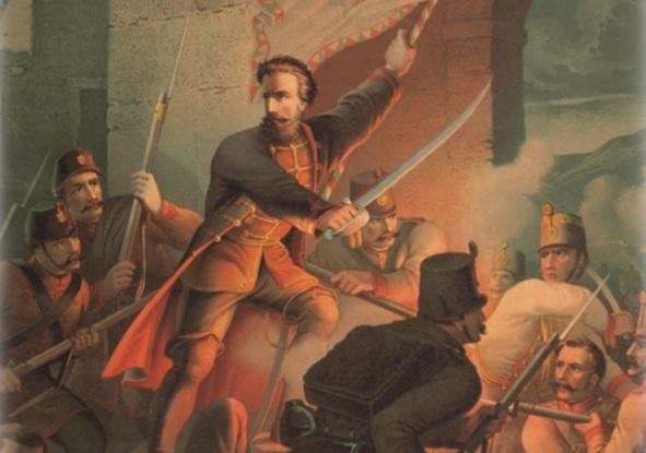 Zsidó honvédek az 1848–49-es szabadságharcban