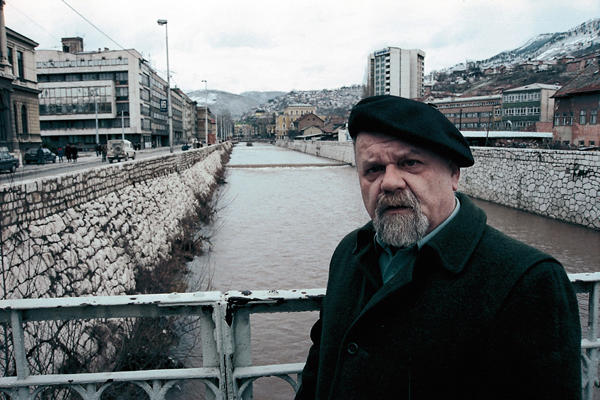 Abdulah Sidran, osobno – Zagreb, 6. 6. 2016. kazalište Kerempuh