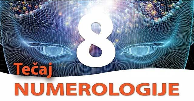 Kabalistička numerologija (astronumerologija) - tečaj numerologije