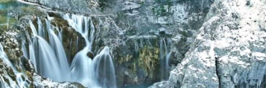 Plitvička jezera zimi – neponovljiv odmor u srcu prirode