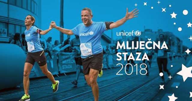 Mliječna staza 2018 Zagreb