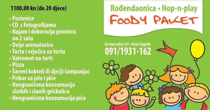 gdje proslaviti dječji rođendan u zagrebu Rođendanska proslava u rođendaonici Hop n play u Novom Zagrebu  gdje proslaviti dječji rođendan u zagrebu