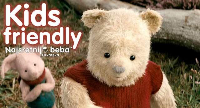 Filmska recenzija, CHRISTOPHER ROBIN, igrani film za djecu
