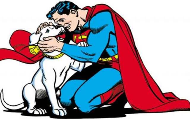 Super-ljubimci naših omiljenih superheroja