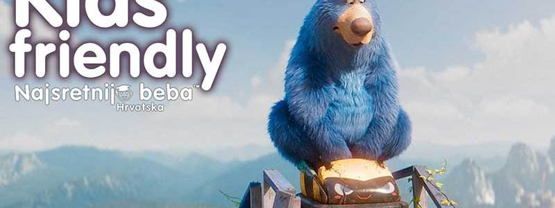 Filmska recenzija: Čudesni park, animirani, avanturistički 85 min, kids friendly!
