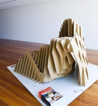 all thing about art cardboard Sclupture_2