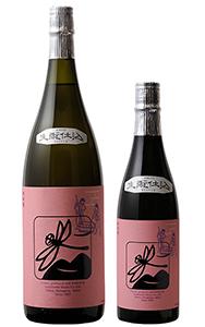 モモクロ 桃色黒とんぼ 生酛純米酒 神力