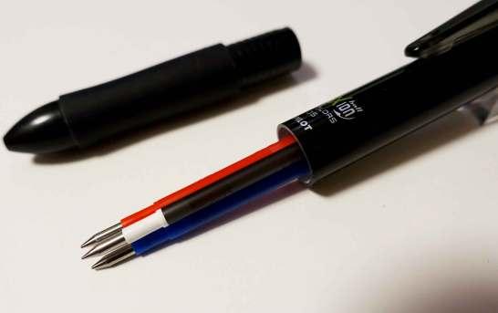夢のマルチボールペンの誕生!