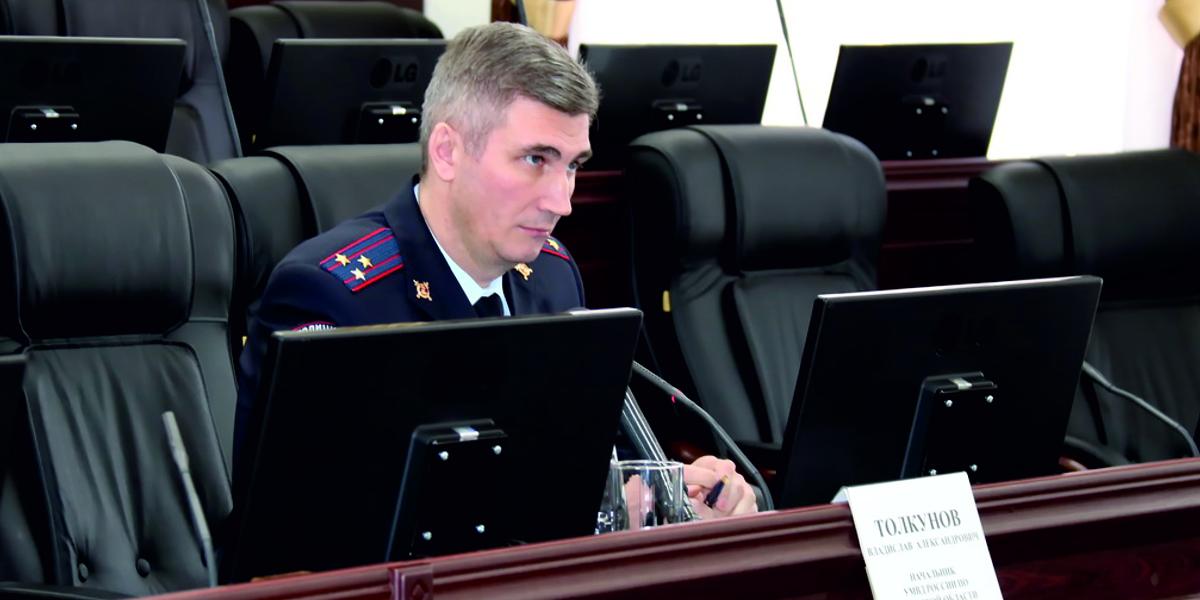 полковник Владислав Толкунов