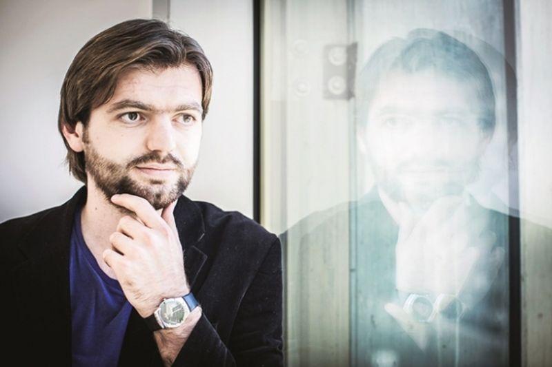 """Irfan Glogić, bivši stipendista Fondacije """"Izvor nade"""""""