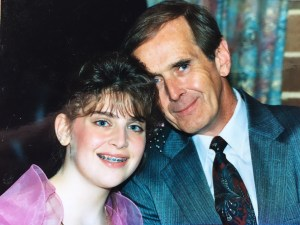 Jodie and Dad - Nationality in question