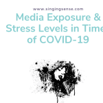 Media Exposure & Stress Levels in Times of Covid-19 (Guest Blog by Petra Raspel)