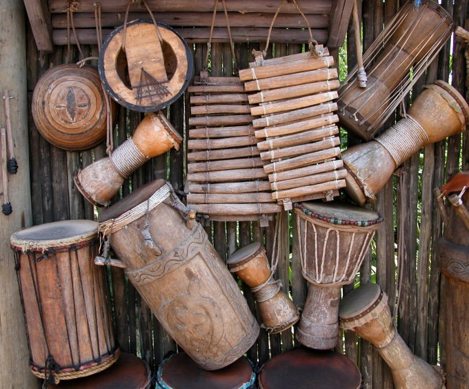 african-instruments-background-music-158664