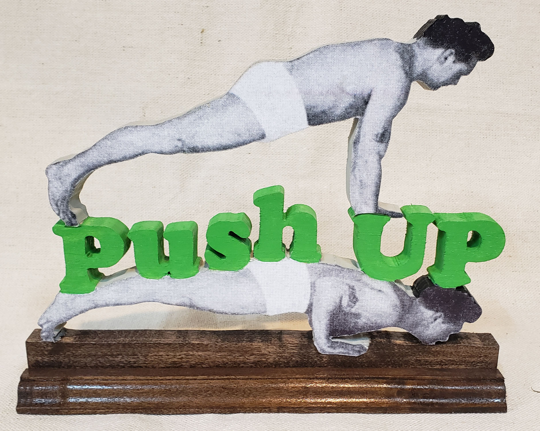 push up low