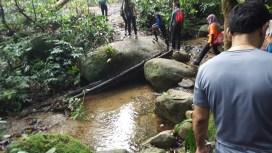 Crossing streams...