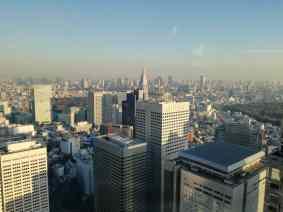 View at metropolitan