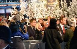 .. og så et bilde av Pattinson, tatt av Helene :)