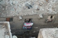 Old Cairo washing