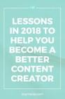 better content creator